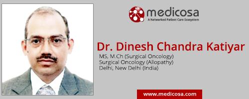 Dr. Dinesh Chandra Katiyar