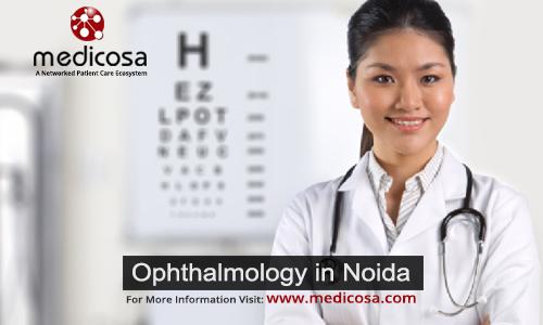 ophthalmologyin noida