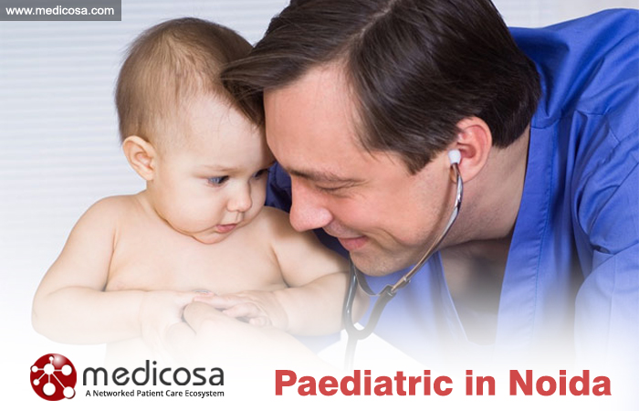 paediatric in noida