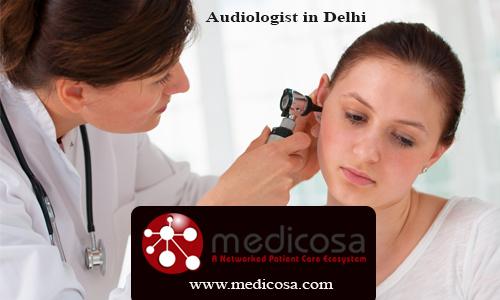 audiologist in delhi