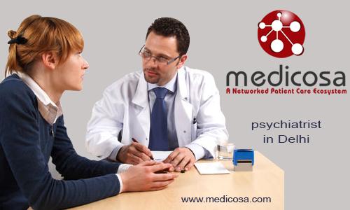psychiatrist in Delhi